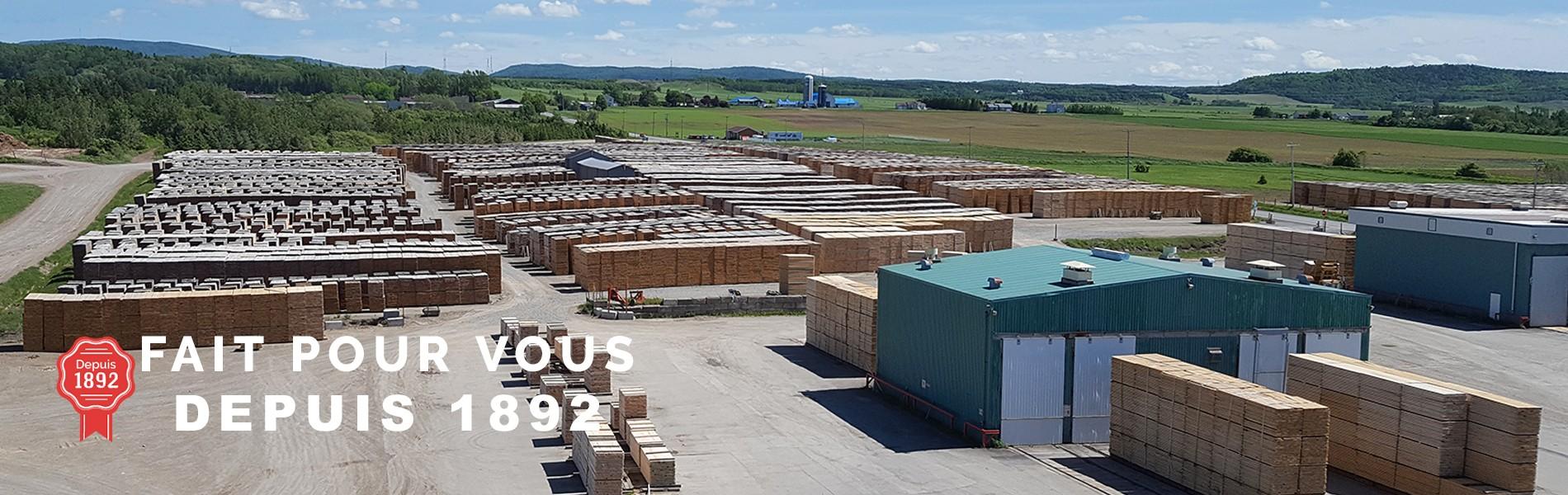 Scierie Lulumco Inc  Achat et vente de bois de construction ~ Vente De Bois De Construction